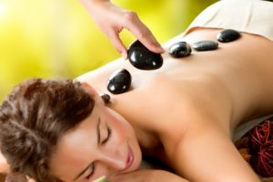 hot stone massages, sparx beauty salon, winchester