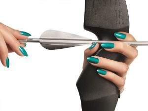 chrome nails, sparx beauty salon, winchester