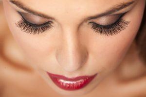 party lashes, false eyelashes, sparx beauty salon in winchester, hampshire
