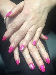 Nail Art Extensions Gel Nails Winchester Beauty Salon