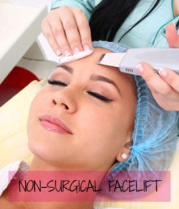 non surgical facelift at Sparx Beauty Salon, Winchester