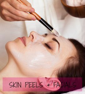 skin peels and facials at Sparx Beauty Salon, Winchester