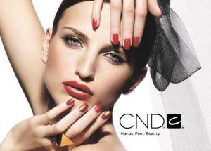 cnd-shellac nails, sparx beauty salon, winchester
