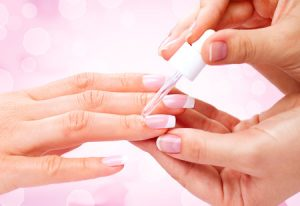manicures and pedicures at Saprx beauty salon in Winchester