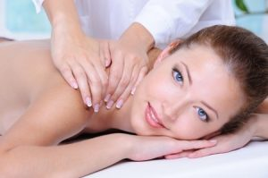 massage services at Sparx beauty salon in Winchester
