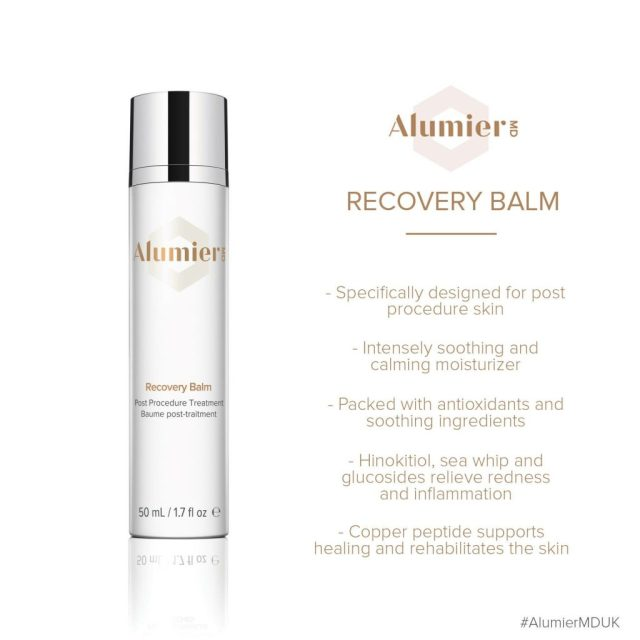 Alumier skin care at Sparx beauty salon in Winchester
