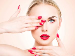 nail services at sparx beauty salon winchester