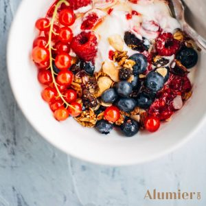 Alumier Healthy Food for Skin Advice from Sparx Beauty Salon Winchester