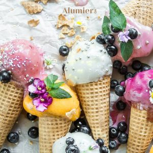 Reverse effects of sugar on skin with AlumierMD Aluminence AGE Serum from Sparx Beauty Salon Winchester