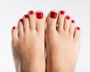 Pedicures at Sparx Beauty Salon Winchester