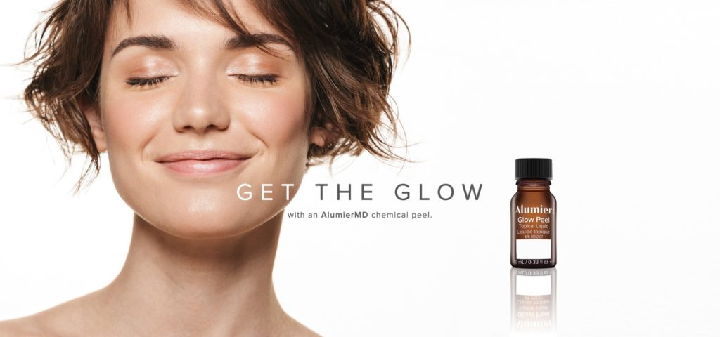 Get the Glow skin peel Winchester Beauty Salon Colden Common Beauticians