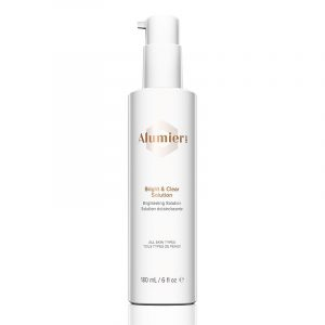 Alumier Bright and Clear Solution from Sparx Winchester Beauty Salon