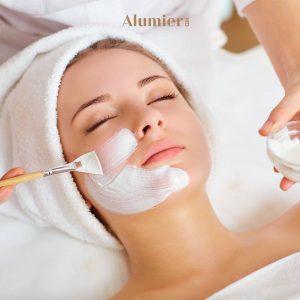 alumier facials at Sparx top Winchester Beauty Salon