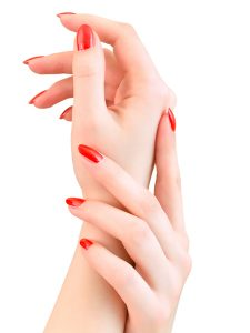 Luxurious manicures from Sparx Winchester Beauty Salon