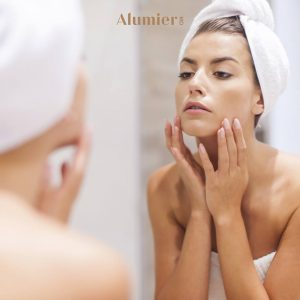 alumier top quality skin care products at Sparx Winchester Beauty Salon