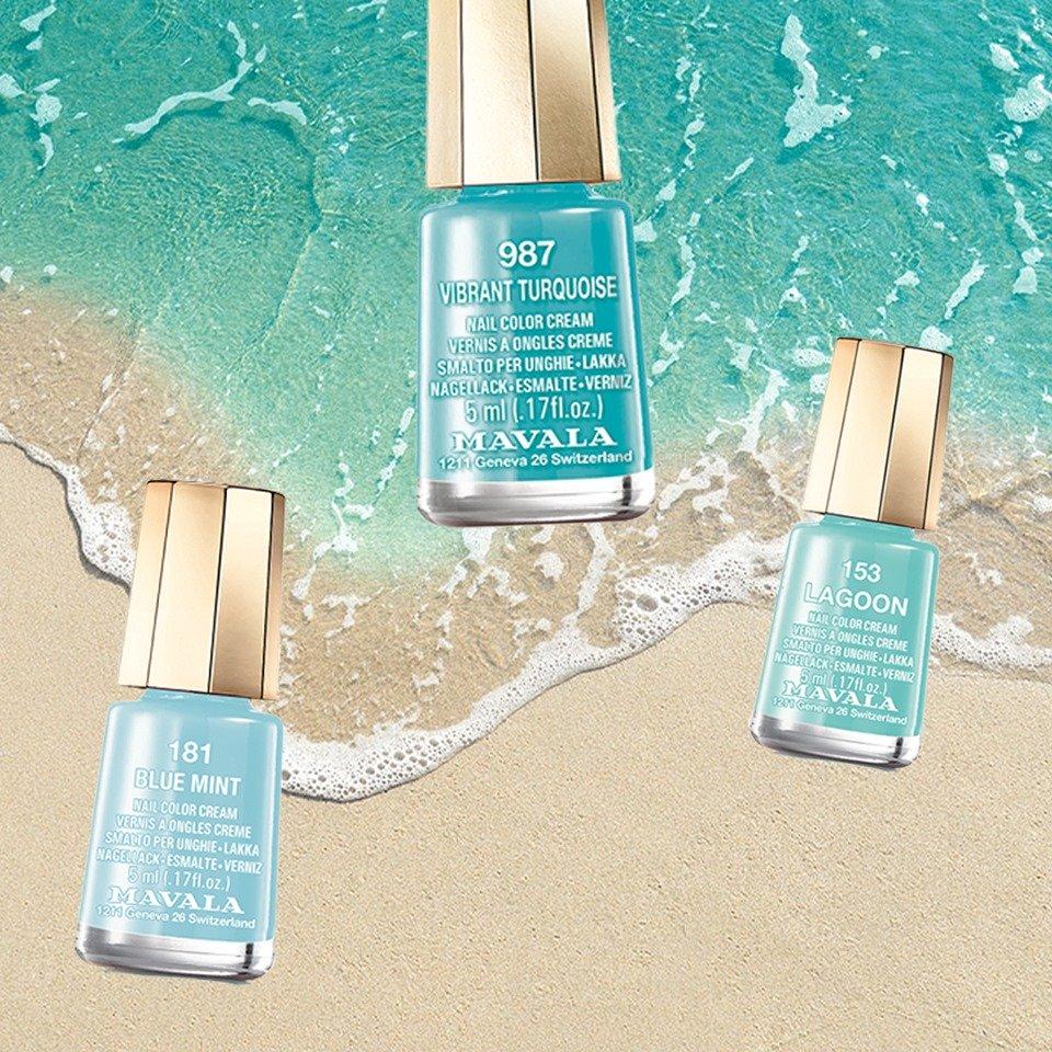 Hot Summer Nail Trends at Sparx
