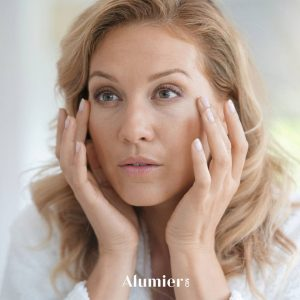 Older Woman Beauty Treatments from Alumier at Sparx Beauty Salon Winchester
