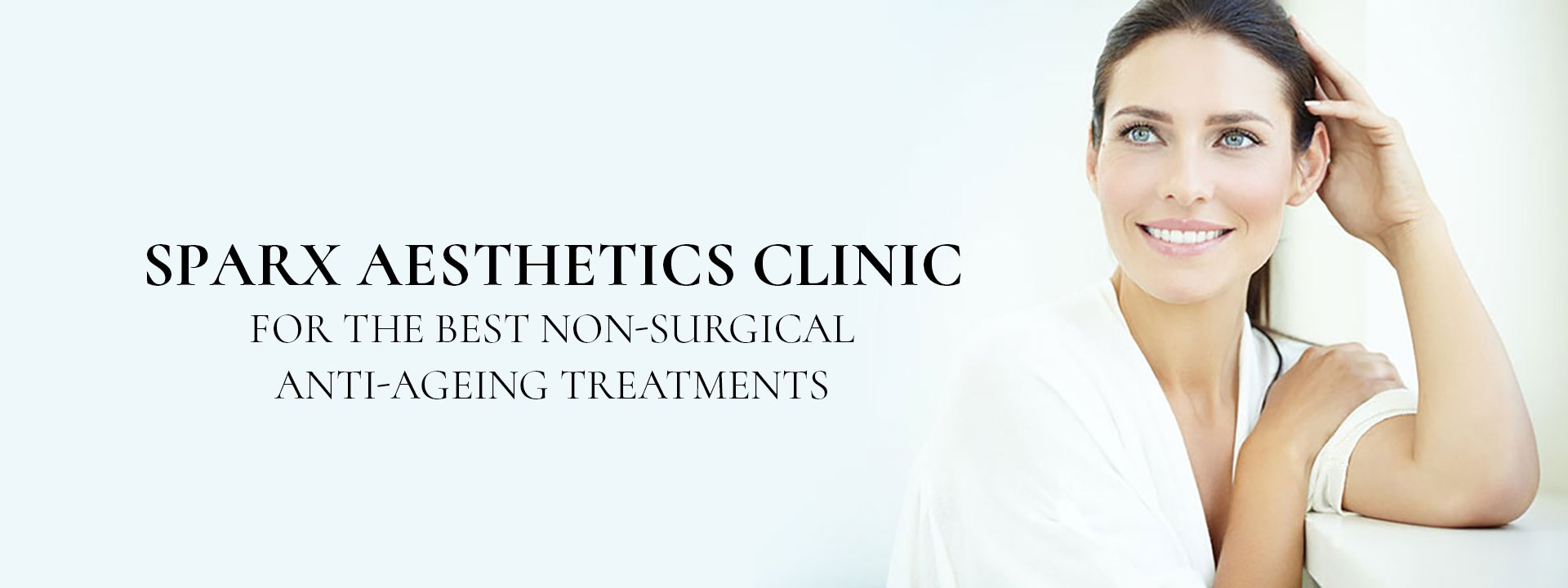 Sparx Winchester Aesthetics Clinic for the Best Non-Surgical Anti-Aging Treatments