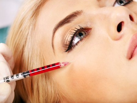 Botox anti wrinkle injections Winchester