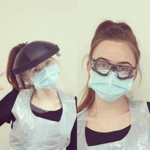 Covid Safety winchester beauty salon