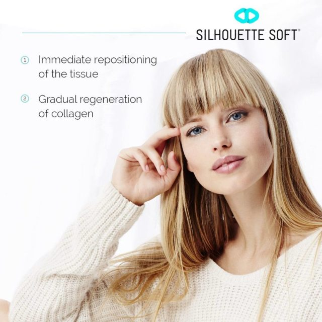 Silhouette soft thread lifts winchester Aesthetics Clinic