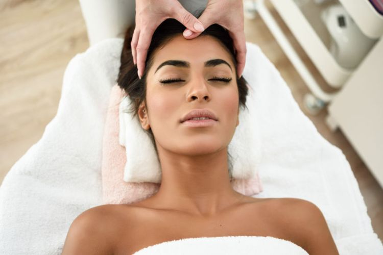 Facial Treatments Sparx Winchester Beauty Salon