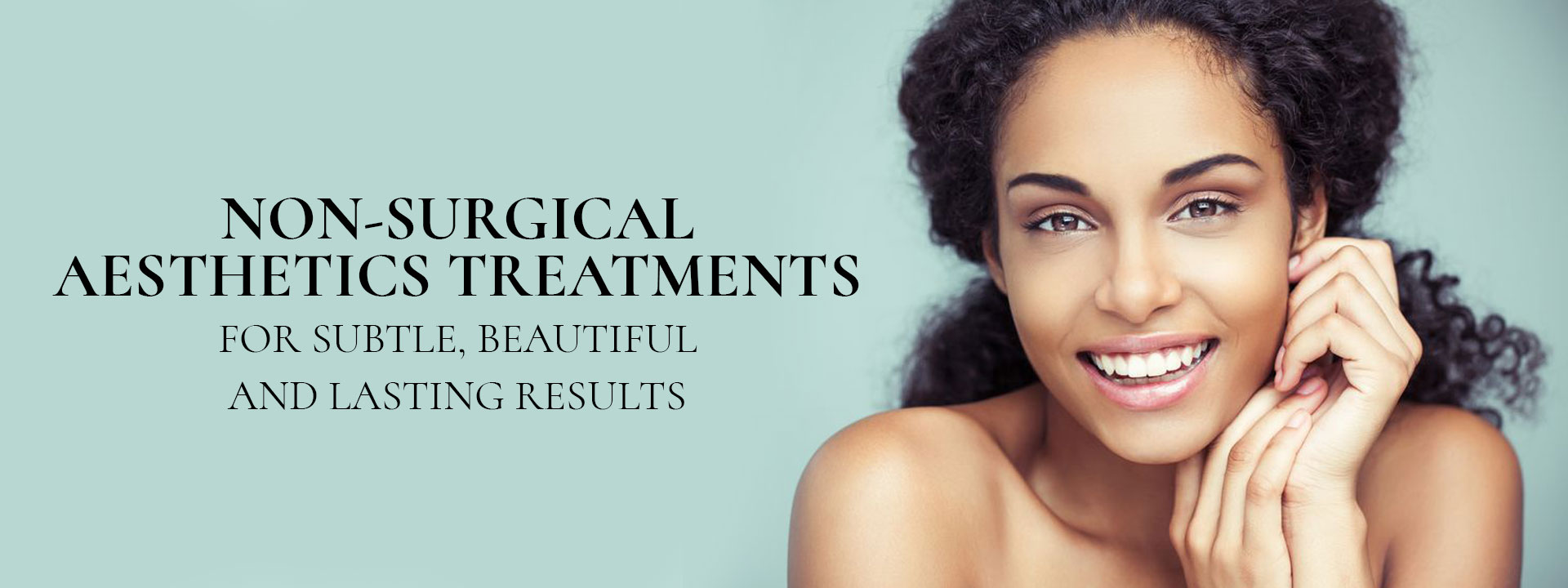 Non Surgical Aesthetics Treatments Winchester Clinic