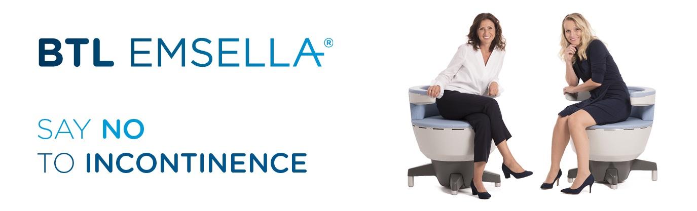Incontinence Treatments Winchester Aesthetics Clinic BTL Emsella