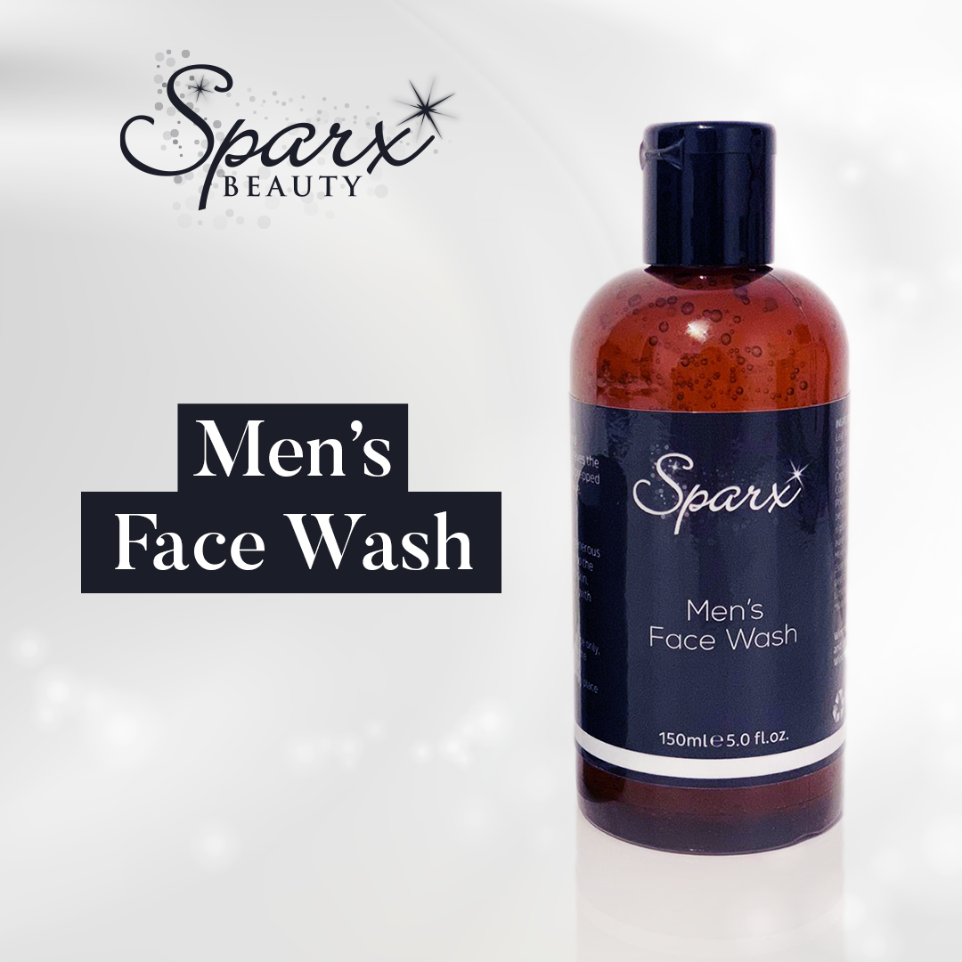 Sparx Mens Face Wash