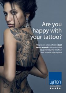 Laser Tattoo Removal Winchester Clinic