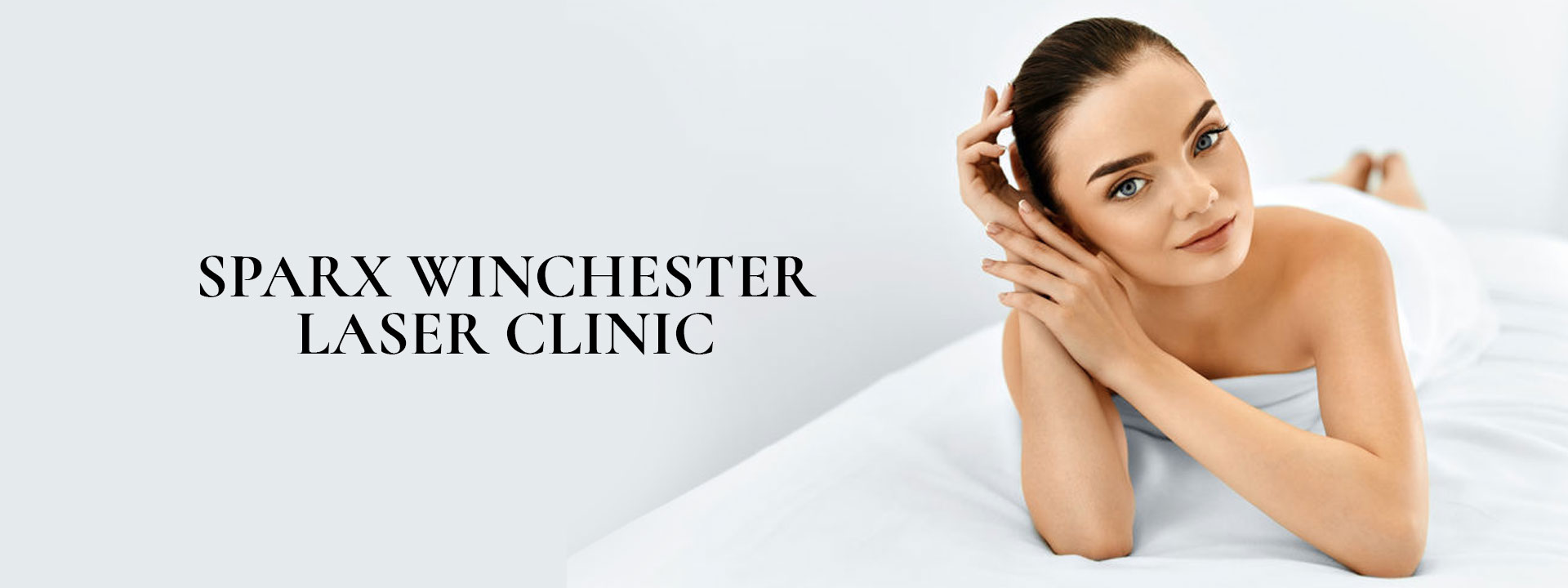 Sparx Winchester Laser Clinic banner
