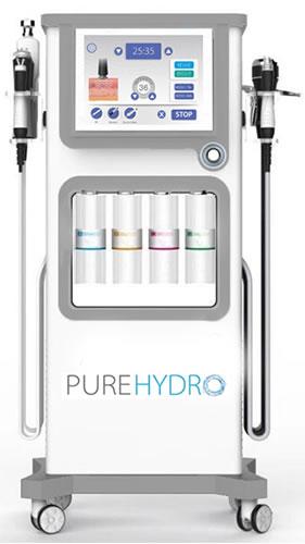 Pure Hydro Facial Machine Sparx Winchester Aesthetics Clinic