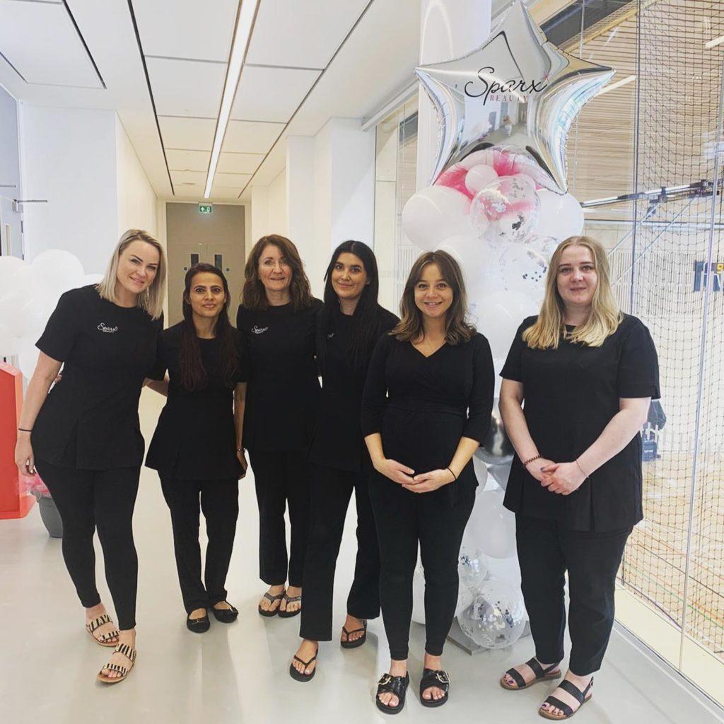 Sparx Beauty Salon Wincheser Leisure Centre