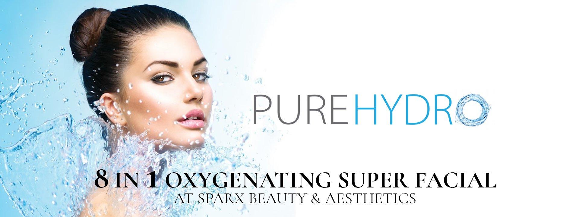 Pure Hydro Super Facial Winchester Beauty Salon