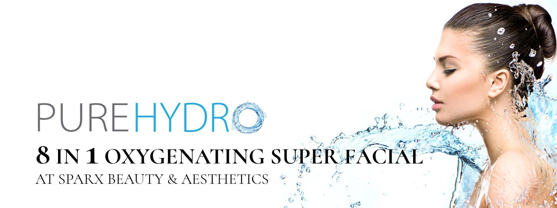 Pure Hydro facial Winchester Beauty Salon