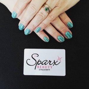 glitter-nails-sparx-beauty-salon-winchester